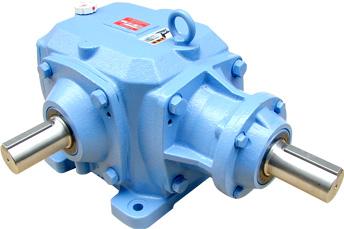 Bevel gear box SB, FB and TB Series miter gears