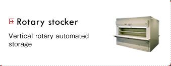 Rotary stocker