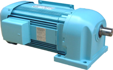 GE Series geared motor